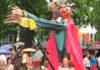 В Фестивале приняли участие более четырех тысяч с половиной актеров