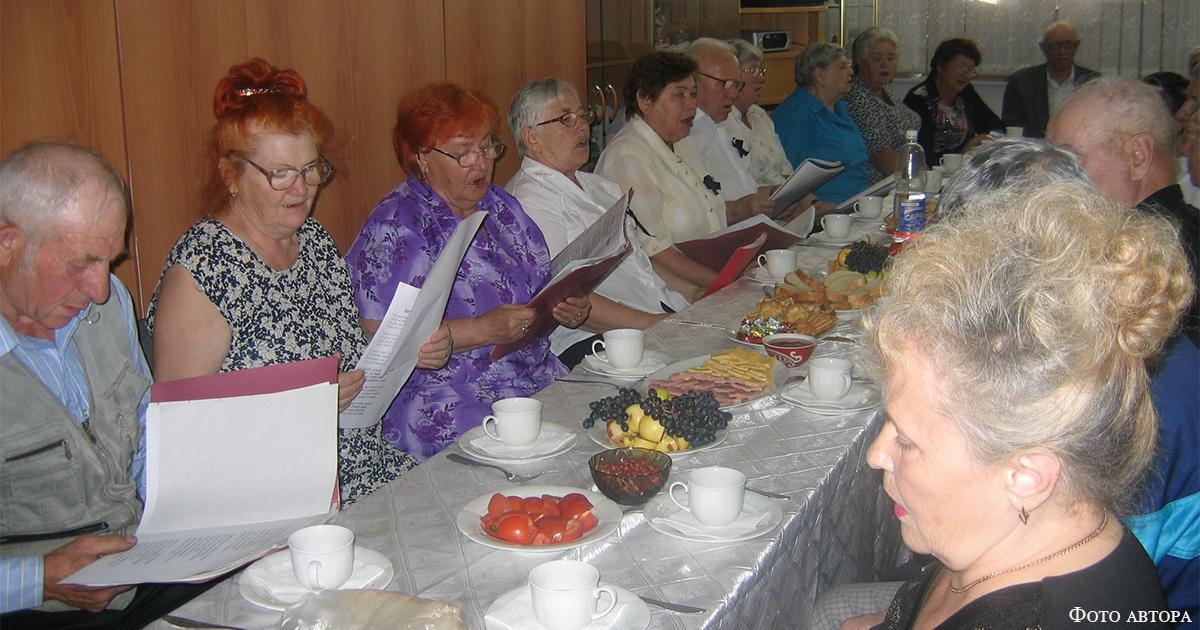 День памяти в областном обществе немцев