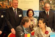 XII День Германской Экономики в Казахстане
