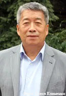Роман Ким, председатель Ассоциации корейцев Казахстана.