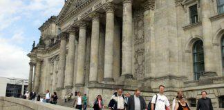 Бундестаг - немецкий Парламент