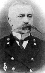 Эрнест Карлович Пецольд (1862–1940).