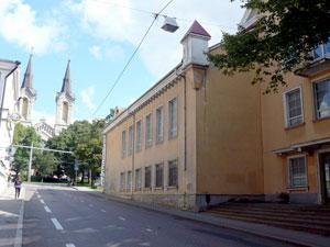 Таллин. Немецкая реальная школа (Revaler Ober-Realschule). 2013 г.