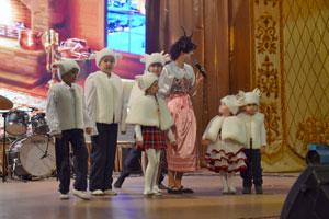 Общество немцев Жамбылской области