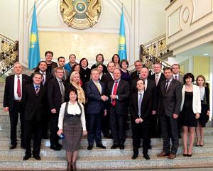 XIII Межправительственная комиссия по вопросам этнических немцев   Фото: koschyk.de