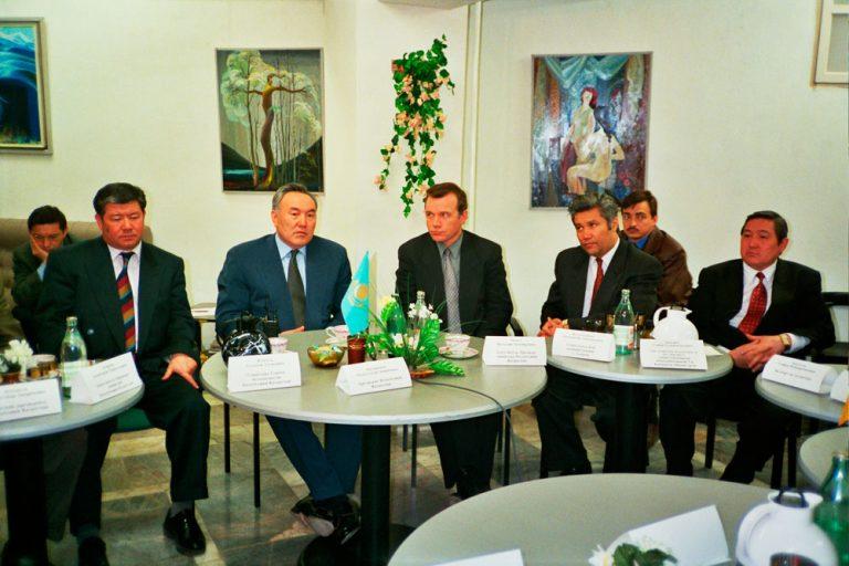 Хроника событий сотрудничества Казахстана и Германии