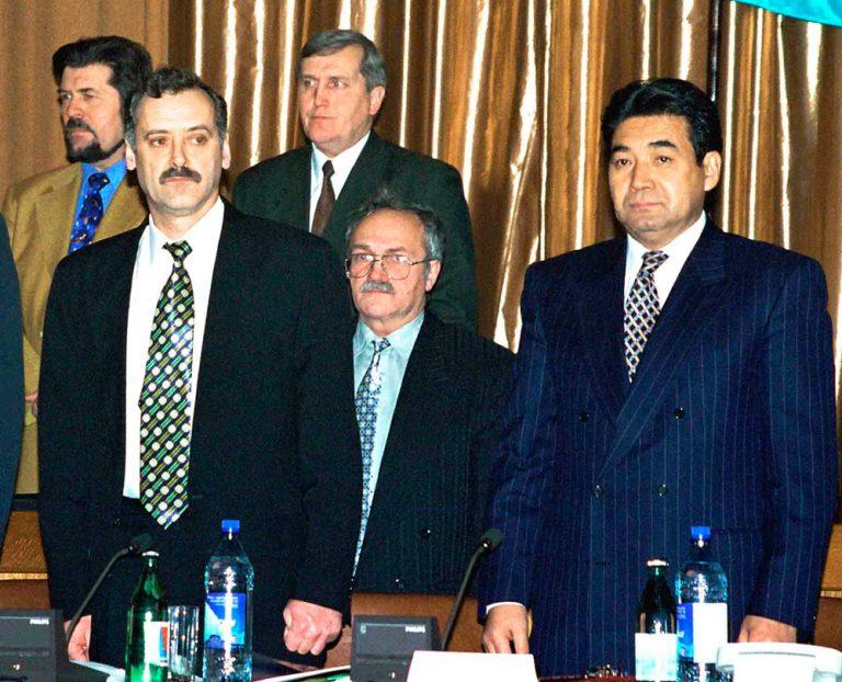 Развитие казахстанско-германских отношений