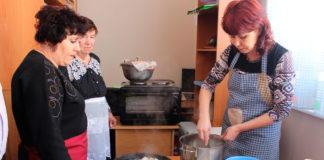 Кулинарный мастер-класс «Spezialitäten der deutschen Küche»