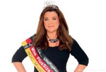 Дина Ваккер – первая Мисс Plus Size Германии