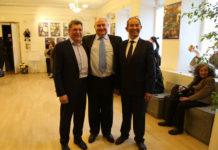 Торжества, связанные с 125-летием со дня рождения Виктора Александровича Швембергера в Москве.