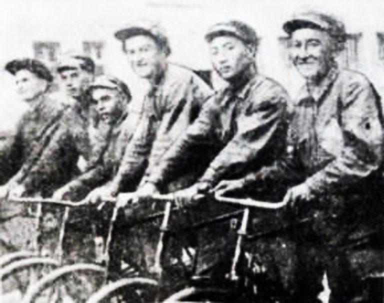 Казахстанский немец Мантейфель