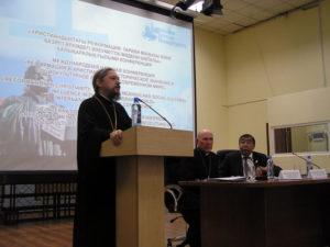 Епископ Каскеленский, викарий Астанайской епархии Русской Православной Церкви Геннадий.