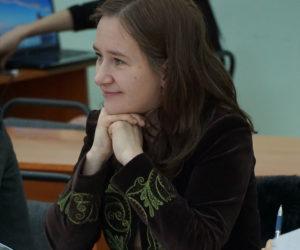 Барбара Януш-Павлетта, руководитель проекта ЮНЕСКО по управлению водными ресурсами в Центральной Азии при КНУ.