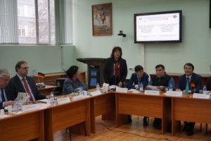 Мара Губайдулина, директор Центра германских исследований, отметила позитивный вектор в сотрудничестве Казахстана и Германии в сфере образования.