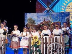 Общество немцев «Возрождение» г. Астаны и Акмолинской области приняло участие в ежегодном фестивале дружбы народа Казахстана