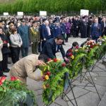 Посол Казахстана в Германии Болат Нусупов принял участие в традиционной церемонии возложения венков