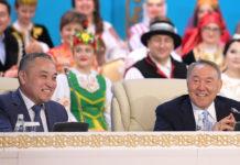 Дархан Мынбай, заместитель Председателя Ассамблеи народа Казахстана, заведующий Секретариатом АНК Администрации Президента Республики Казахстан