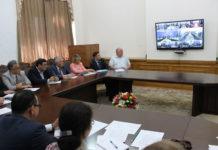 В регионах республики прошел телемост по вопросам формирования антикоррупционной культуры в казахстанском обществе.