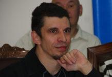 Александр Диденко, заведующий литературно-драматургической частью Республиканского академического немецкого драматического театра