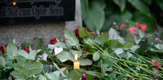 В Немецком доме г. Алматы минутой молчания почтили память невинно осужденных