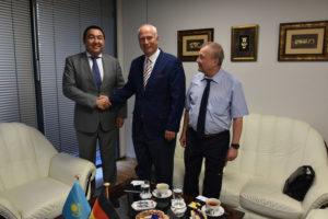 Фото: Botschaft von Kasachstan in Deutschland
