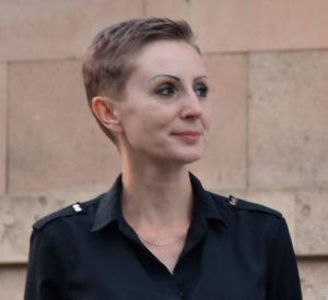 Елена Хабарова, руководитель арт-студии «Созвездие»