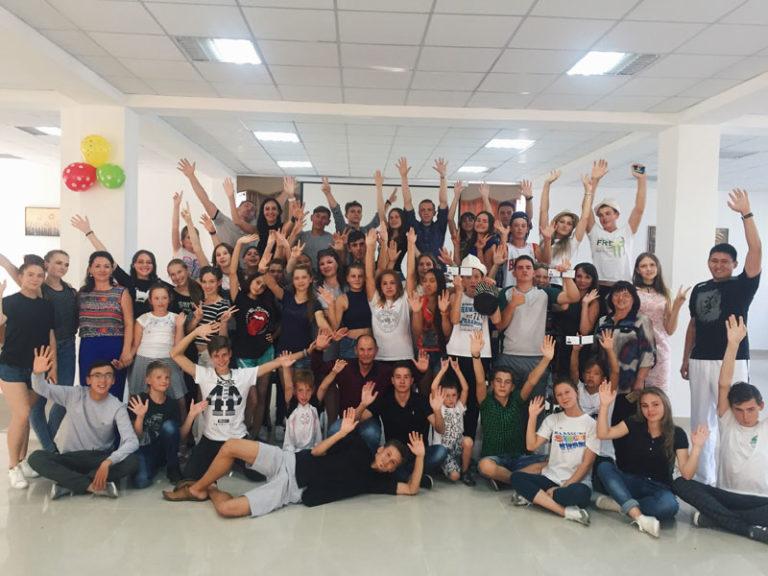 Лингвистический лагерь «Bunter Basar»