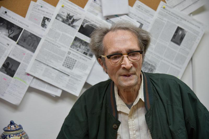 Иван Егорович Сартисон в редакции.