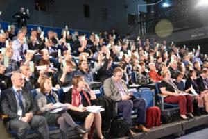 Состав попечительского совета ОФ «Казахстанское общество немцев «Возрождение» избран делегатами со всех регионов Казахстана.