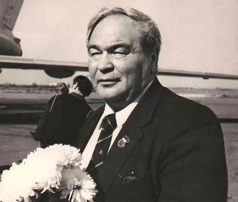 Эдуард Айрих. 1997 г.