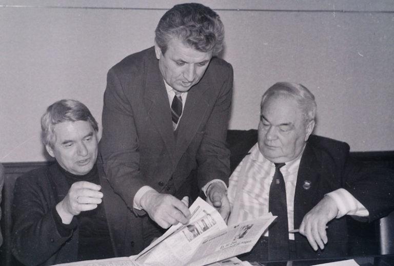Казахстанский немец Эдуард Айрих – генерал советского хоккея