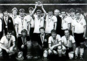 Под руководством Эдуарда Фердинандовича Айриха сборная Союза по хоккею на траве в течение десяти лет добивалась наивысших успехов.