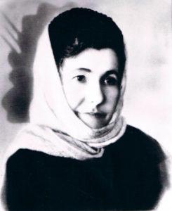 Эмилия Адамовна Ридель (Резнер).