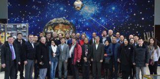 Дипломаты посетили Байконур