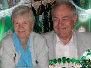 Елизавета и Александр – 56 лет в любви и согласии.