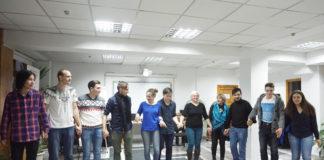 Встреча с клубом немецкой молодежи