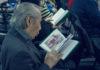 На презентации книги о Герольде Бельгере
