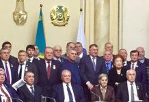 В Доме дружбы г. Алматы турецким этнокультурным центром «АХЫСКА» был проведен круглый стол по разъяснению и реализации Послания Президента Нурсултана Назарбаева