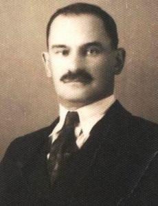 Путешественник Г.К. Гинс.