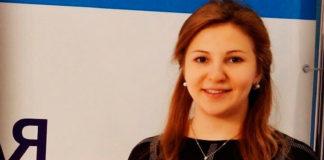 Алиса Грошева приняла участие в III Алтайской международной модели ООН.