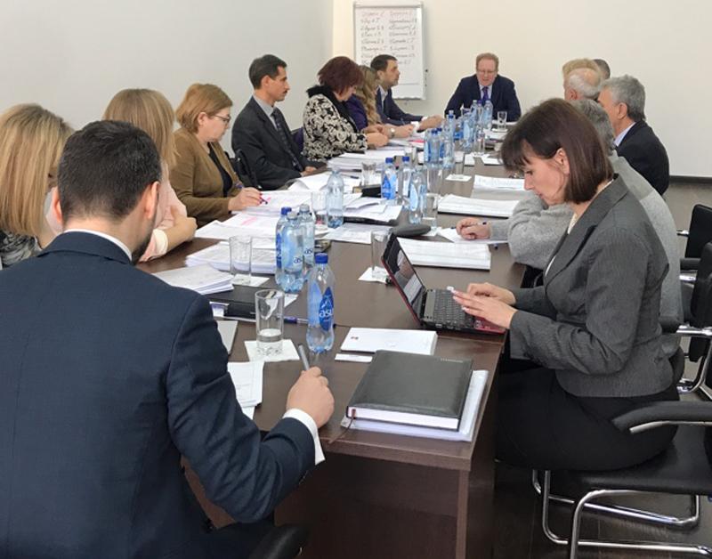 Заседание попечительского совета Общественного фонда «Казахстанское объединение немцев «Возрождение»