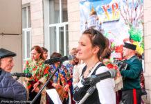 Праздник Ostern в городе Семее