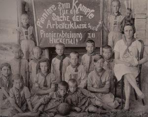 Фотовыставка, посвященная 100-летию образования автономии немцев Поволжья.