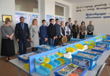 Фото предоставлено отделом образования Федоровского района для http://kagro.kz