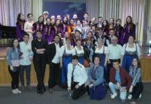 Представители Алматинского культурно-этнического общества немцев «Возрождение»