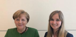 Увидеться с Ангелой Меркель – обычное дело.