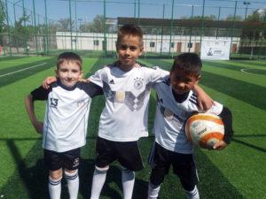 «Немецкая футбольная школа в Кыргызстане»