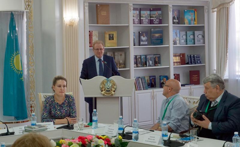 «Немцы Казахстана: люди, эпохи, события»