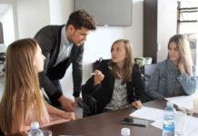 Заседание Совета Союза немецкой молодежи Казахстана