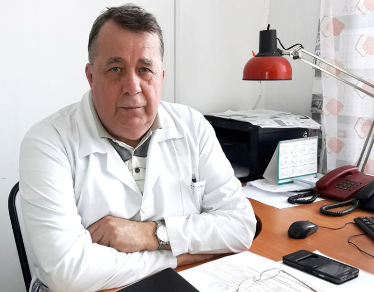 Жизнь во имя жизней: Вячеслав Лёфлер